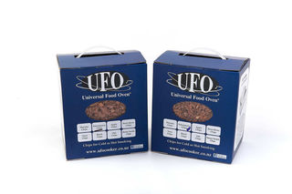 UFO Wood Chips
